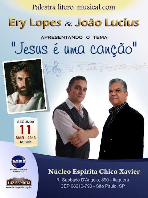 Jesus é uma canção