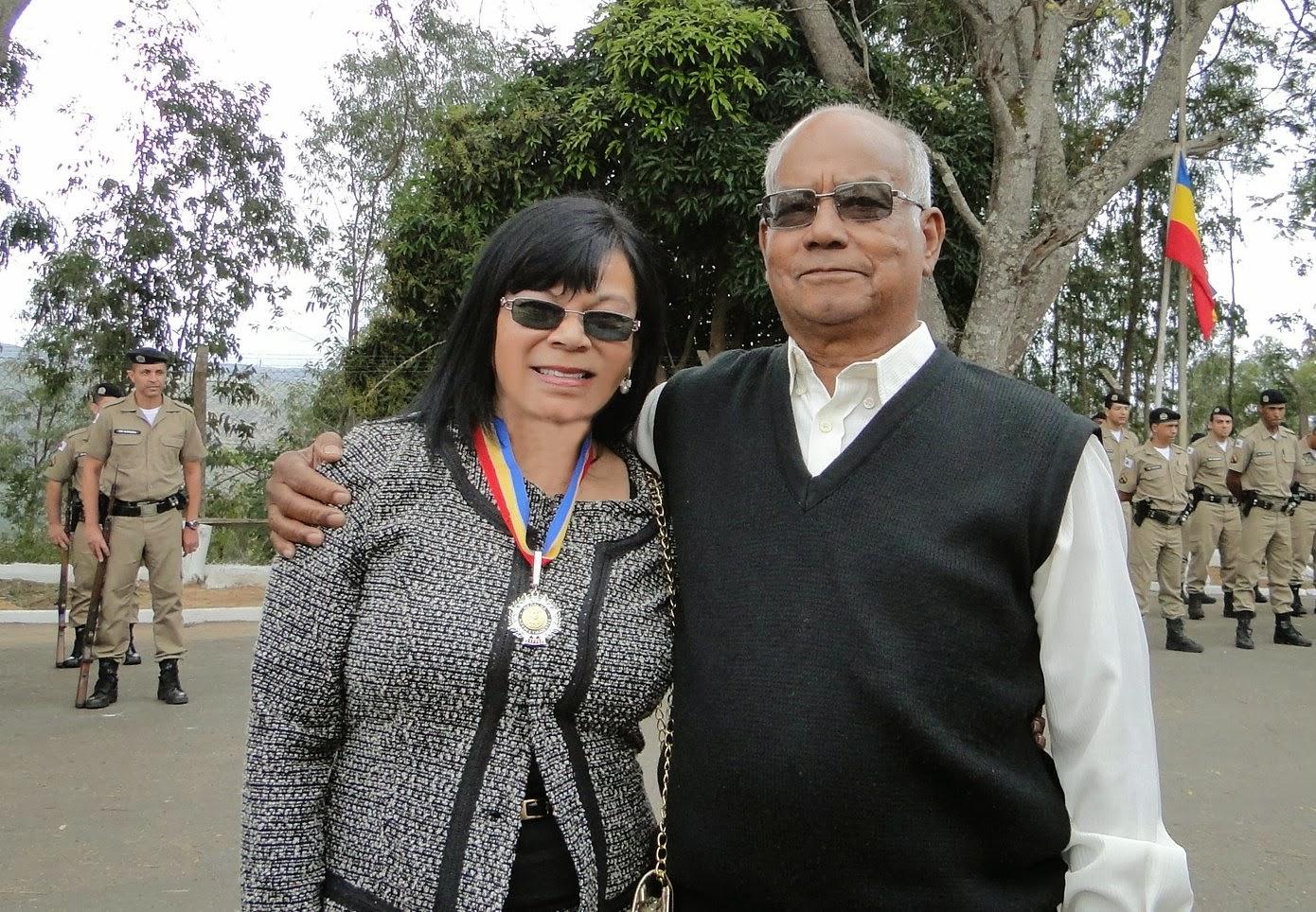 Medalha Alferes Tiradentes - 22 de Junho de 2013