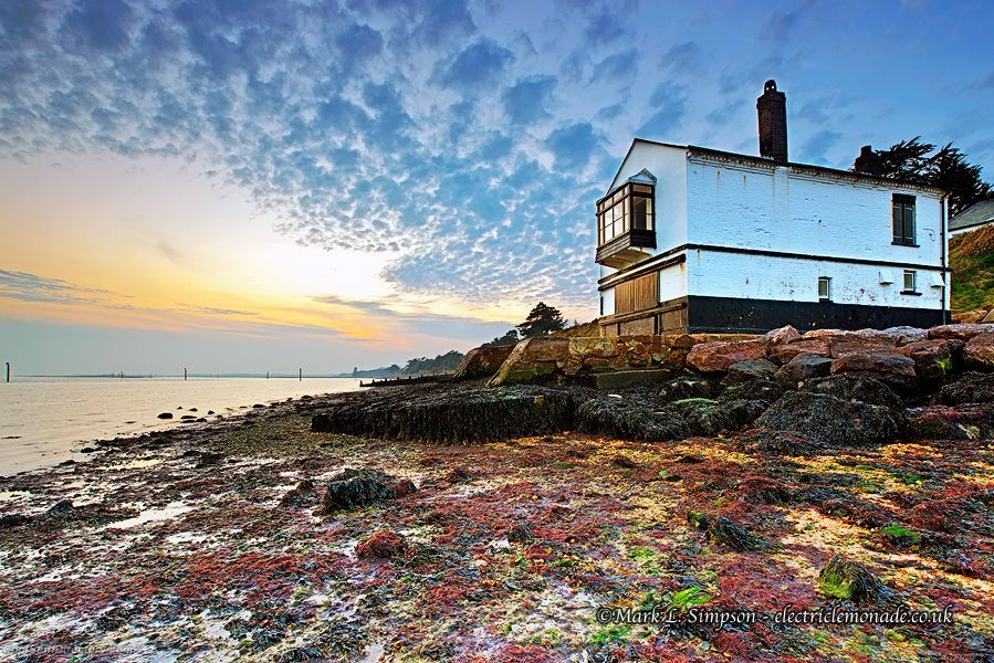 19. Nikon D800 - Lepe Watch House by Mark Simpson