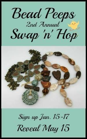 Bead Peeps Swap N' Hop