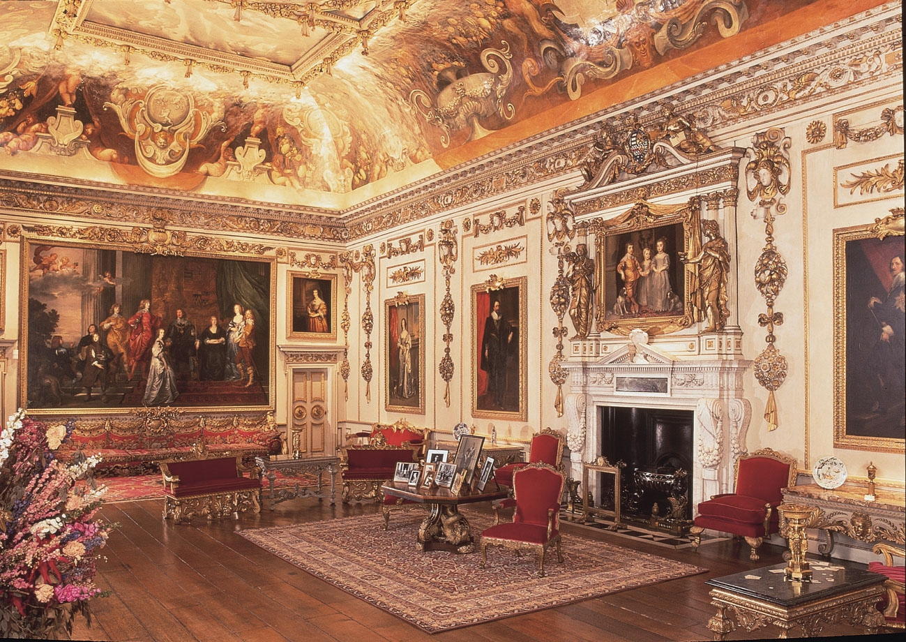 Period Pieces And Portraiture Wilton House