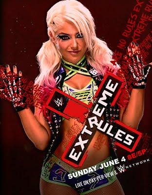Ver WWE Extreme Rules 2017 En Vivo Gratis