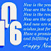 Happy New Year Greetings, Messages 2016