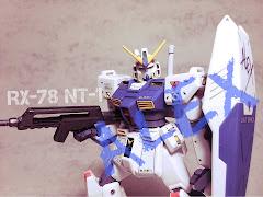 RX-78-NT1 Alex