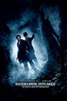 Cartel de la película Sherlock Holmes Juego de sombras