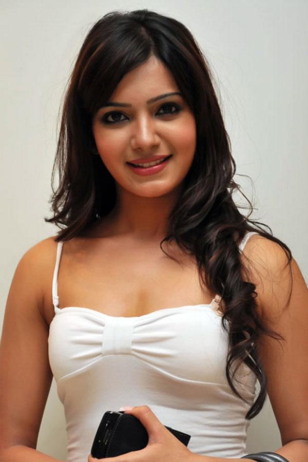 Indian Movie Actress: Samantha Ruth Prabhu Pictures