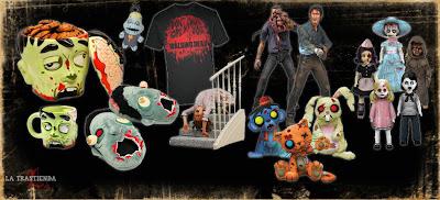 Merchandising Zombies
