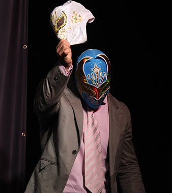 sin cara face without mask. sin cara without mask wwe. wwe