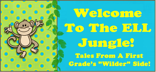 The First Grade ELL Jungle
