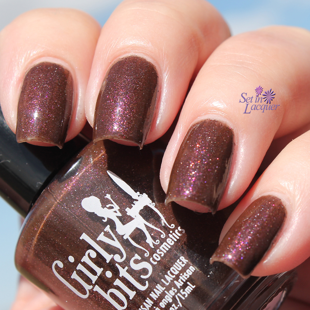 """Girly Bits """"I Like Big Buns"""" for May A Box, Indied"""
