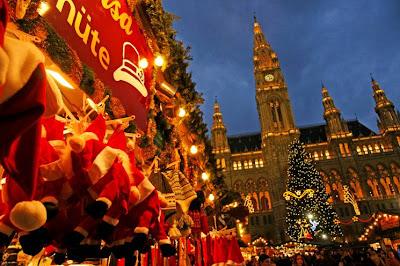 Donde viajar en Navidad: Viena