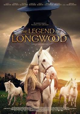 The legend of Longwood cover