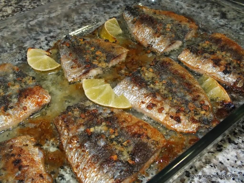 La cocina de toni sardinas asadas al horno - Cocina al horno ...