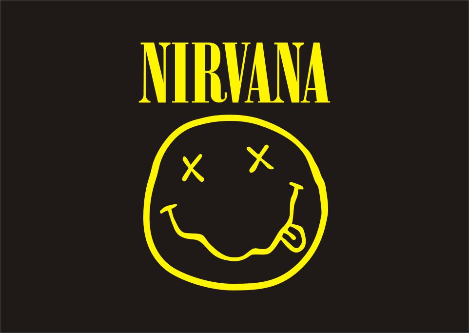 Download Logo Band Nirvana (Band)  Vector cdr dan Ai