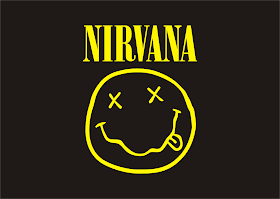 Nirvana Band Logo Vector download free