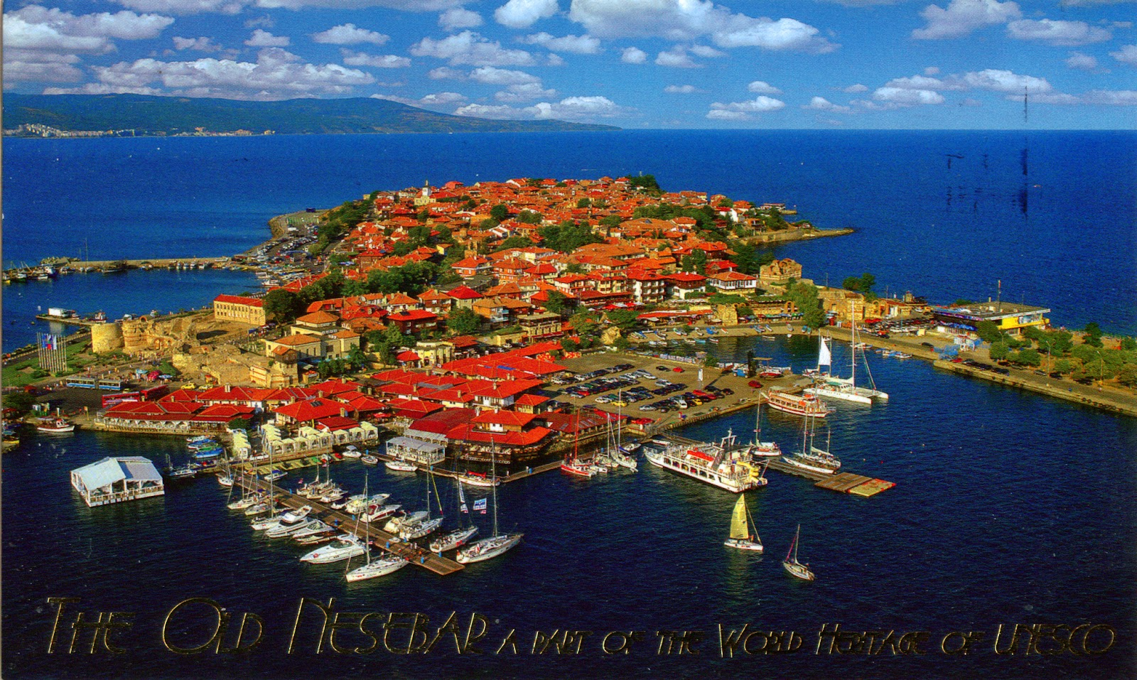 Nessebar Bulgaria  city photo : BULGARIA Nessebar the old town