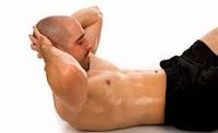 menghilangkan lemak di perut