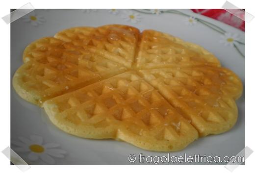 Waffle (Foto Ricetta)