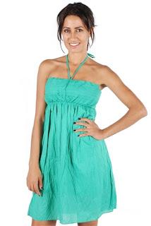 afrodit 2013 yılı yazlık elbise modeli