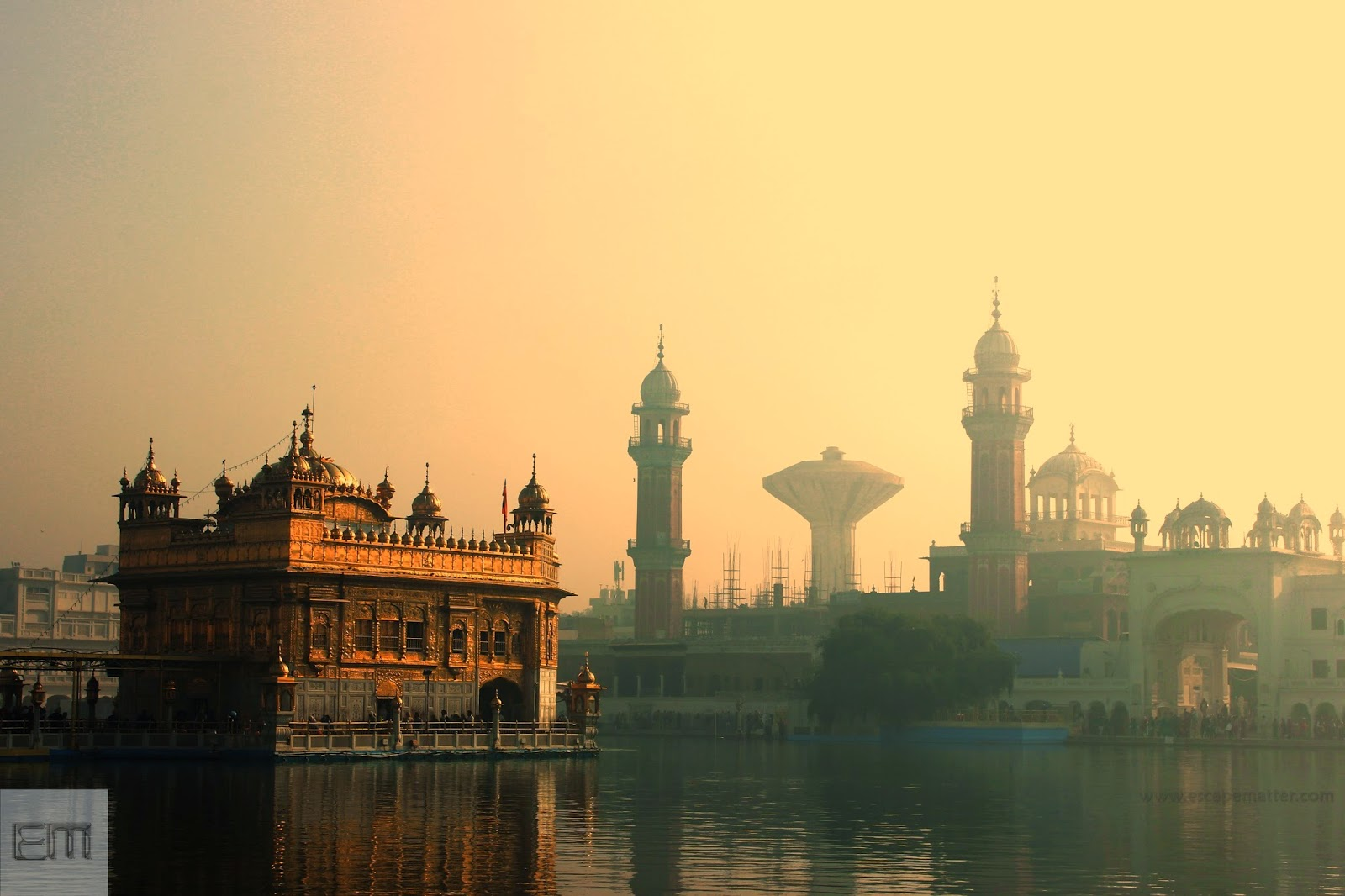 Golden Temple (Harmandir Sahib), Amritsar, Punjab 143006