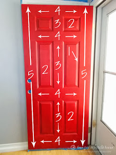 http://www.lovepomegranatehouse.com/how-to-paint-your-front-door/