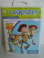 Leapster Toy Story 3