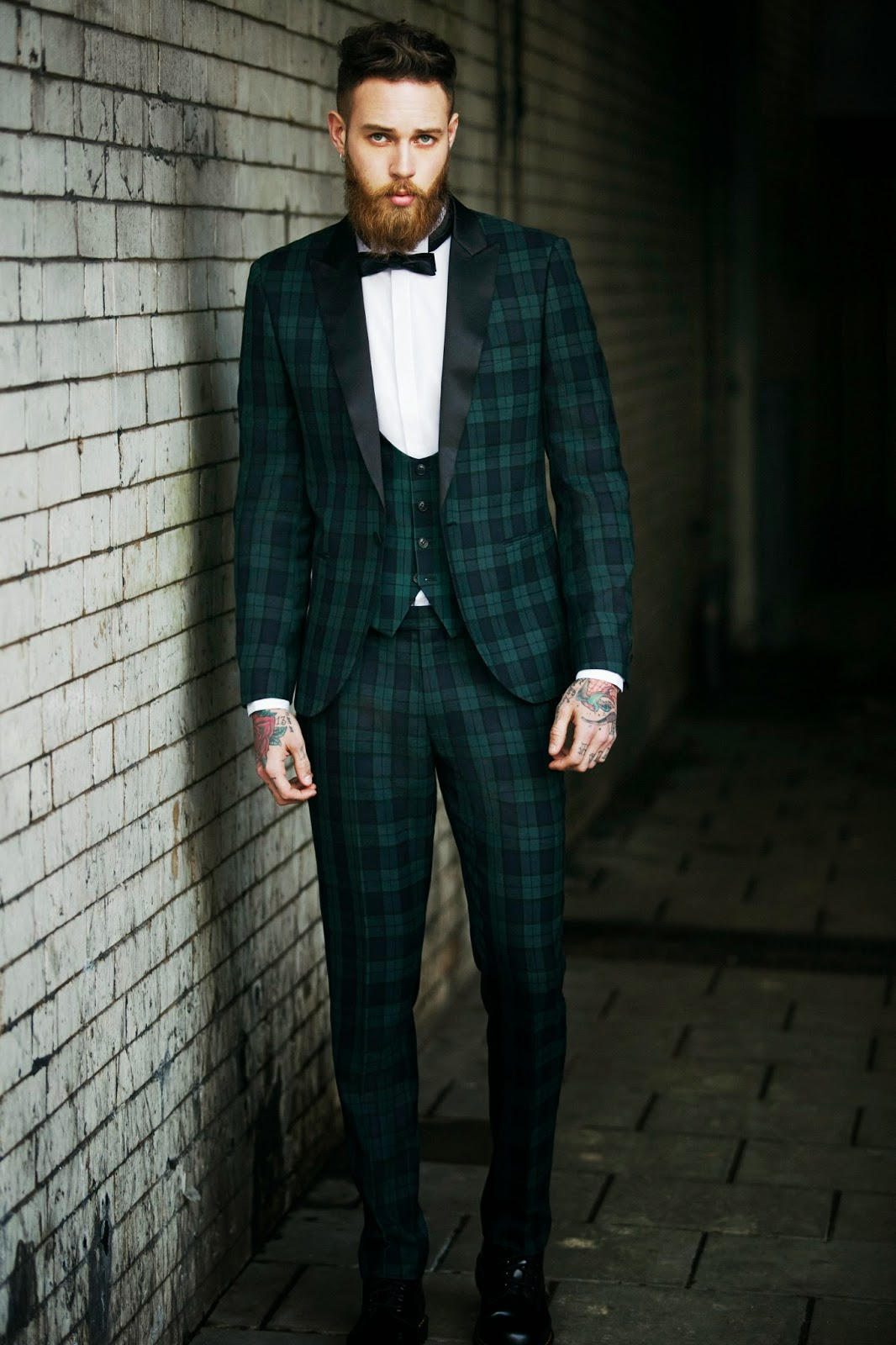 Moss Bros unveil first new label – Moss London | That Dapper Chap