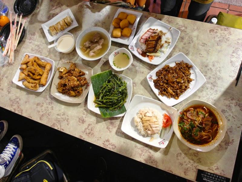 Chinatown Food Street Supper Reunion Event 2015 Lunarrive Blog