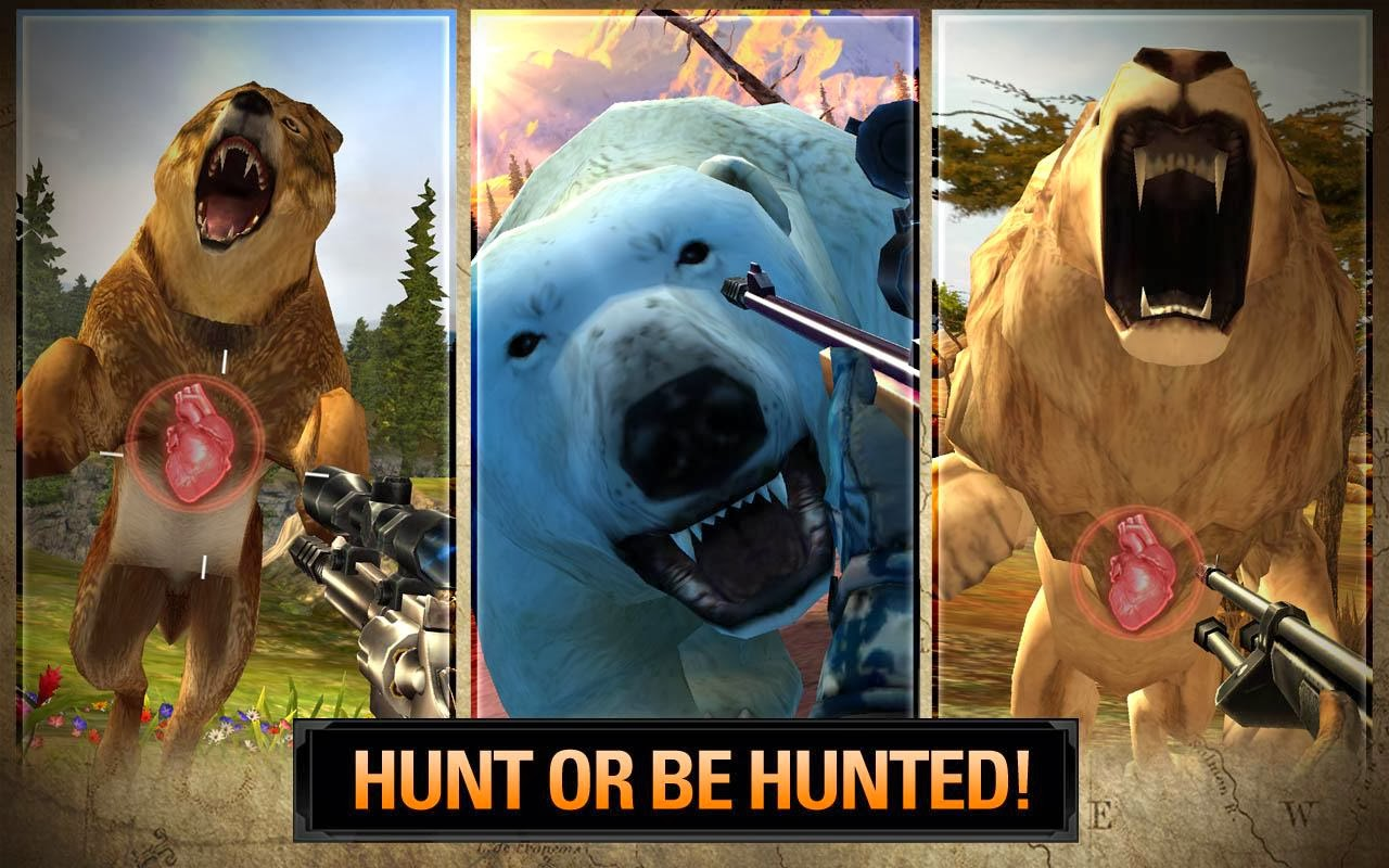 DEER HUNTER 2014 2 mods