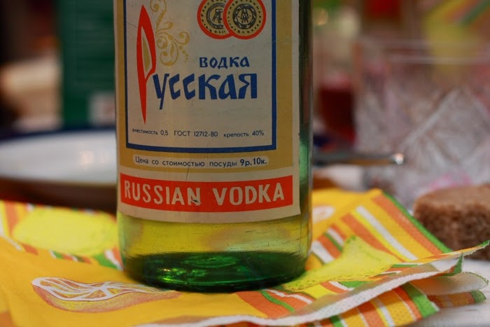 С момента официального появления водки на Руси прошло 127 лет