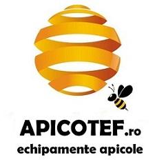 Apicotef ... stupi si echipamente apicole