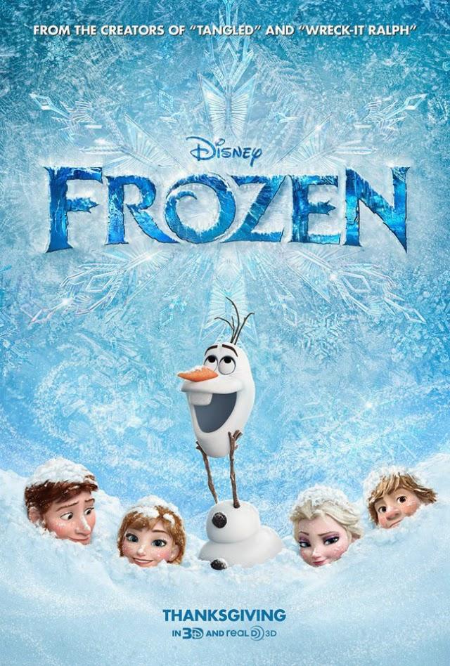 La película Frozen: El reino del hielo