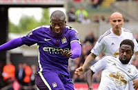 Swansea City vs Manchester City 2-4 All Goals & Highlights Video