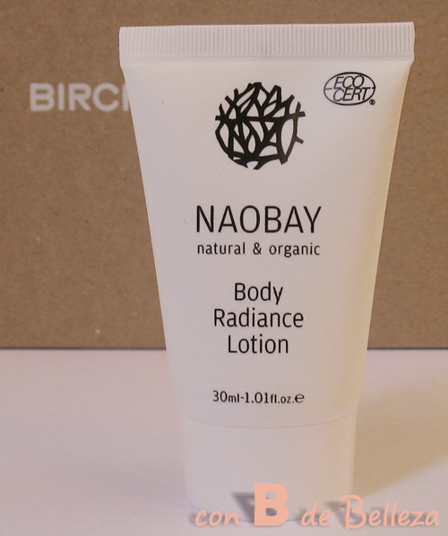 Body radiance de Naobay