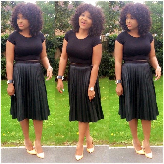 Mercy Aigbe Shines In New Pictures