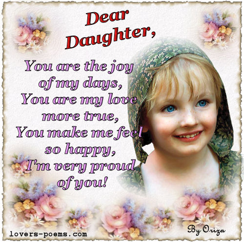 Happy Birthday Card Gif For Daughter