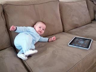 Unguarded iPad
