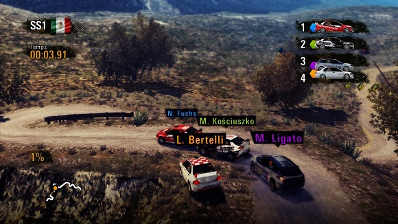 Game Mobil Balap WRC Powerslide