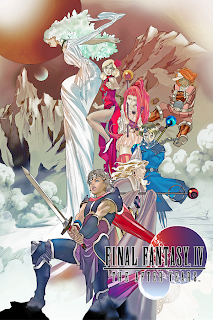 FINAL FANTASY IV AFTER YEARS APK DATA 1.0.2