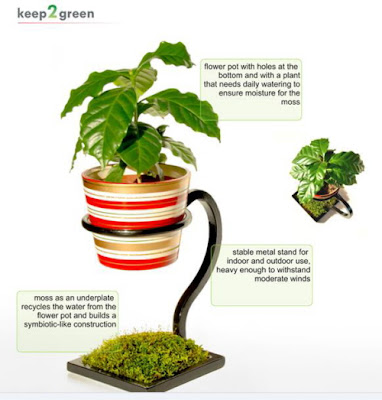 Creative Plant Stands and Cool Plant Stands Designs (12) 2