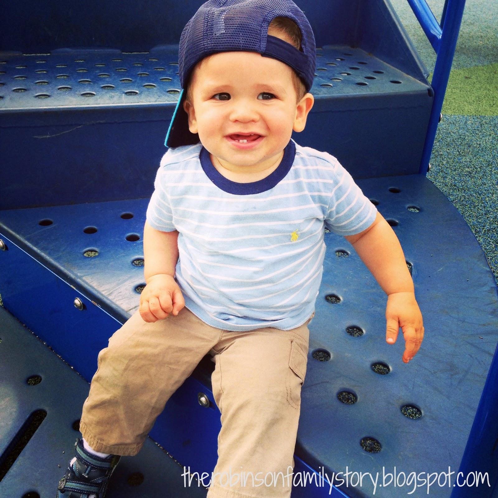 Raising Robinsons: June 2013