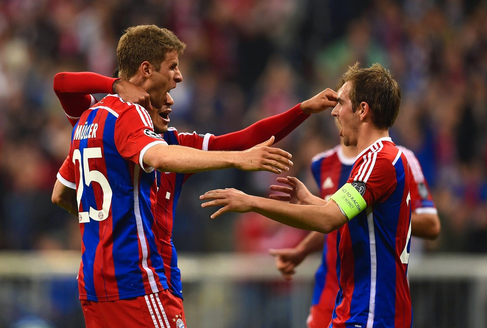 Highlights Bayern Munich 6 – 1 Porto (Champions League)