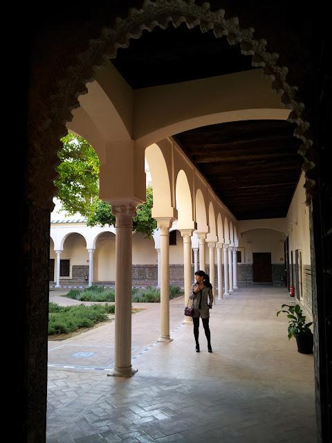 Claustro+del+Convento+Santa+Clara+Sevilla