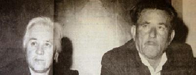 Ο ΠΕΤΡΟΣ ΧΟΥΣΤΟΥΛΑΚΗΣ ΑΠΟ ΤΟΝ ΠΑΝΑΣΟ ΠΟΥ ΓΙΑΤΡΕΥΕ ΤΟΝ ΚΑΡΚΙΝΟ ΣΤΗΝ ΚΡΗΤΗ ΤΟΥ 1987