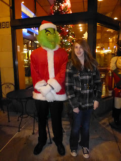 Stole Christmas, holiday, costume