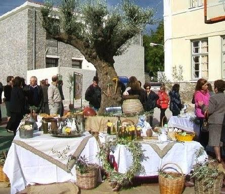 Αναβλήθηκε η γιορτή ελιάς & ελαιολάδου από τη νέα Δημοτική αρχή, άγνωστο για πότε και ποια εποχή...