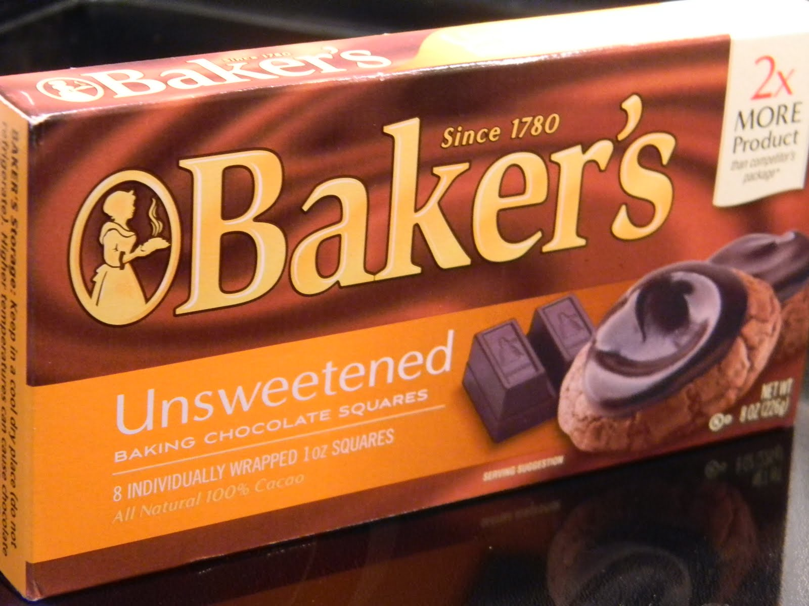 The 3FW (FED Fun Food of the Week): Baker's Unsweetened Chocolate ...
