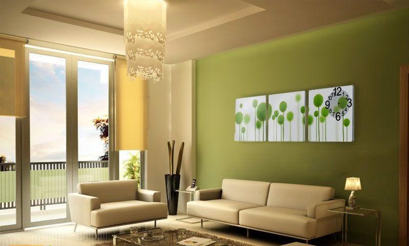Berbagai warna ruang tamu 2