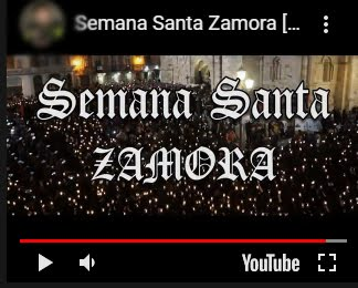 SPOT OFICIAL SEMANA SANTA ZAMORA 2020