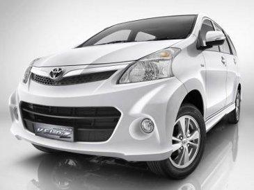 Bahkan brosur Toyota Avanza Veloz yang bertuliskan The All New Avanza